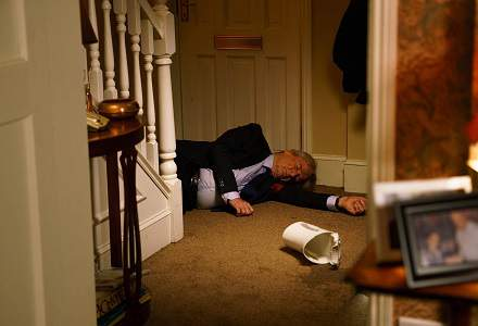 Odds tumble for Sinead pushing Ken Barlow down the stairs