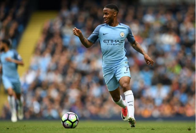 Raheem Sterling second most backed for Premier League Golden Boot