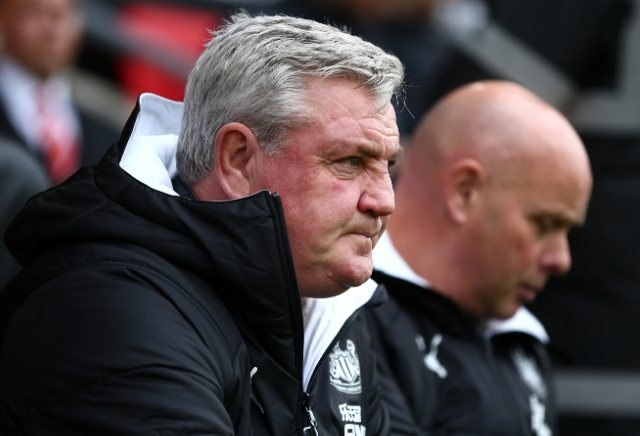 Bookies believe Steve Bruce will NOT be in charge of Newcastle next season amid takeover talks