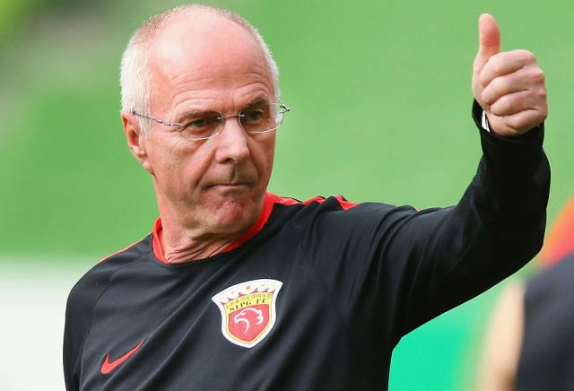 Former England manager in the frame for Oxford United job - Sven to take charge of the Yellow Men