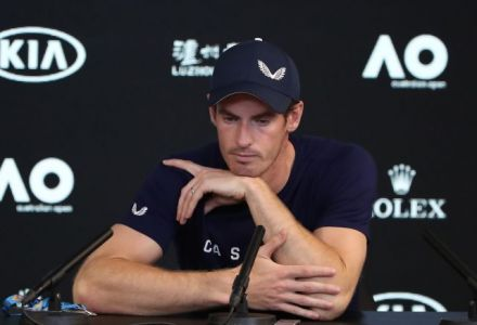 Andy Murray backed to win SPOTY following news of impending retirement