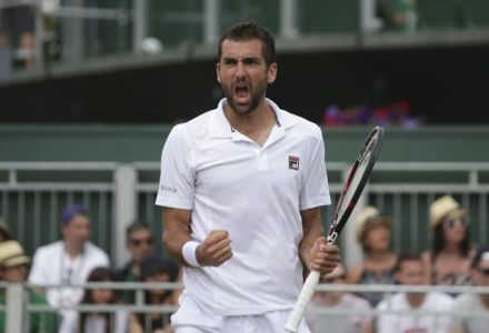 The money's on Marin Cilic for Wimbledon win