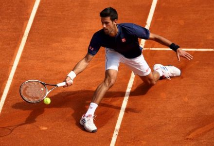 Djokovic demolition drives French Open support