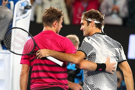 Federer defeats Wawrinka to reach Australian Open final