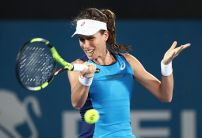 Konta beats Radwanska to win Sydney title
