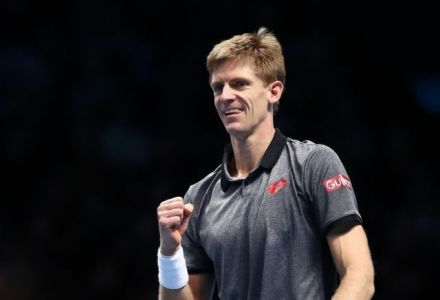 Kevin Anderson heavily backed to win ATP World Tour Finals