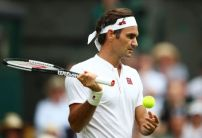 Roger Federer now odds-on for Wimbledon as Cilic crashes out
