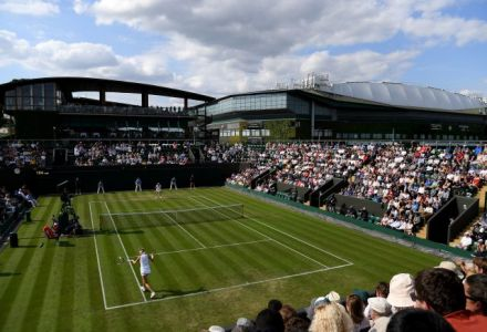 33/1 shot today's most backed to win Wimbledon Ladies' singles