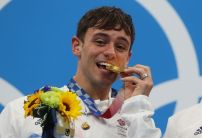 BBC SPOTY Odds: Team GB's Tom Daley cut from 100/1 into 8/1 following Gold in Tokyo