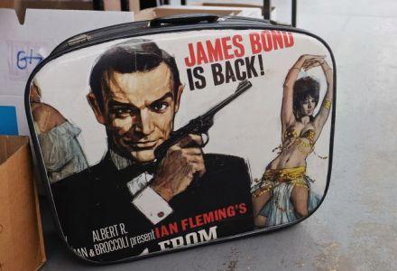 Hollywood heartthrob dominates James Bond betting