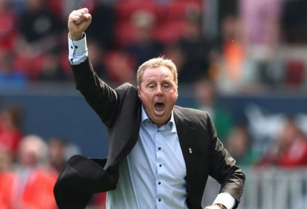 I'm A Celeb: Bookies give Harry Redknapp 92.3% chance of winning