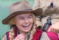Georgia Toffolo's Twitter account growing faster than any other I'm A Celeb contestant