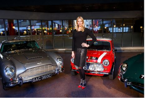 Female Top Gear host likely according to bookmakers
