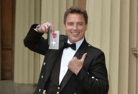 John Barrowman the early I'm A Celebrity favourite as his odds tumble