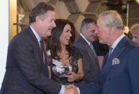 Royal Wedding: Bookies slash odds of Piers Morgan attending