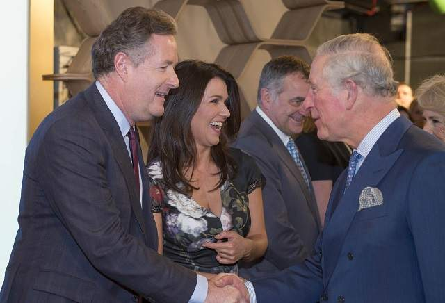 Royal Wedding: Bookies slash odds of Piers Morgan attending