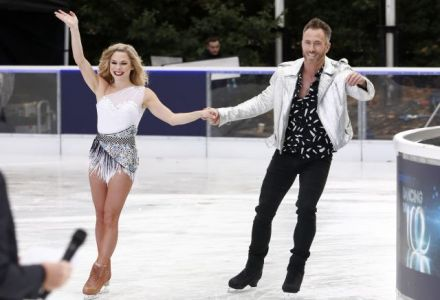 James Jordan new favourite for Dancing On Ice following season opener