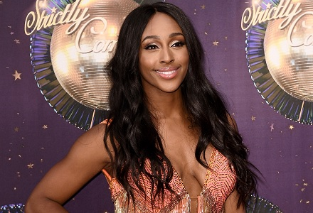 Alexandra Burke the pick of the punters after near-perfect performance
