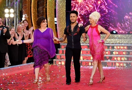 Punters convinced Aston is destined for Strictly gold