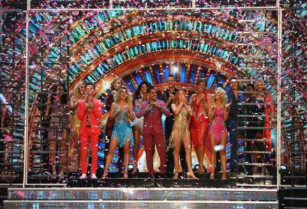 Stacey Dooley and Joe Sugg neck and neck for Strictly Come Dancing crown