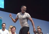 Love Island's Wes favourite to win Dancing on Ice