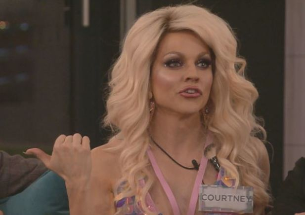 Courtney Act now clear CBB favourite as bets continue to pour in