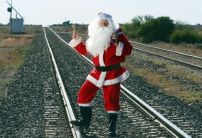 Following Southern Rail strikes, could Santa be next to Claus chaos?