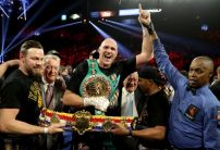 Tyson Fury vs Anthony Joshua odds: Favourite revealed as Eddie Hearn 'confirms' two-fight agreement