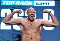 Tyson Fury v Otto Wallin odds REVEALED