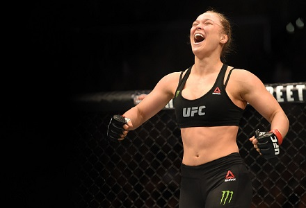 Ronda Rousey favourite for triumphant return in UFC 207