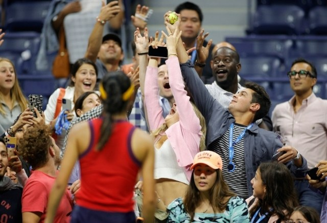 US Open Final Odds: Emma Raducanu cut to ODDS-ON favourite to be champion after straight sets victory in semi-finals