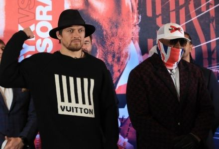 Usyk vs Chisora: Date, Venue, Undercard, TV Start Time, Odds