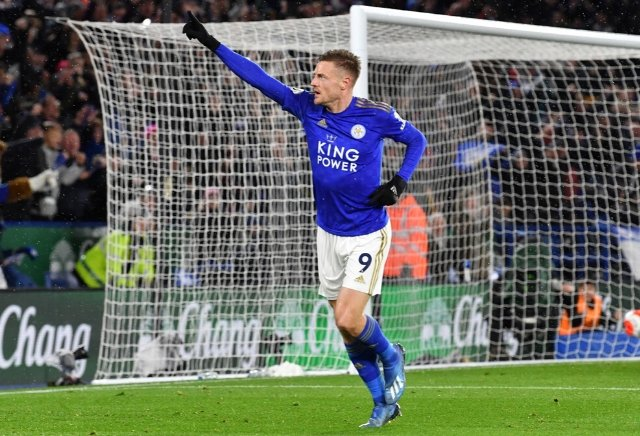 Jamie Vardy clear odds-on favourite to win Golden Boot