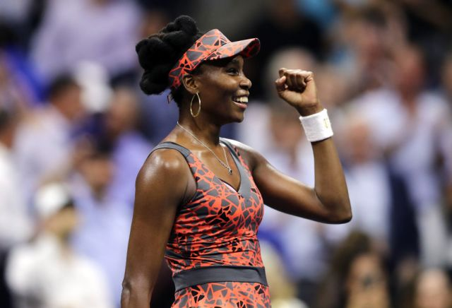 Venus Williams now joint-favourite for US Open triumph