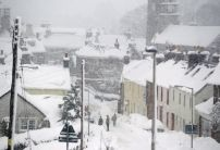 Lowest UK White Christmas odds for five years
