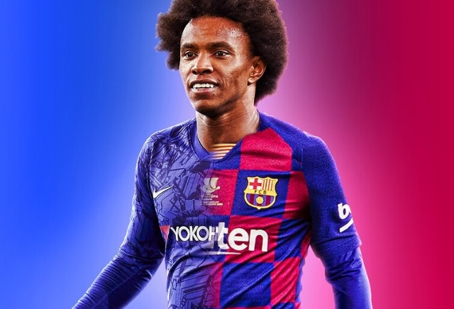 Image result for Willian barca