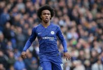 Bookies slash odds on Willian joining Liverpool this summer