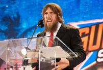 Bookies slash odds on fan favourite Daniel Bryan winning the Royal Rumble