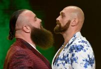Tyson Fury backed to WIN the WWE Royal Rumble