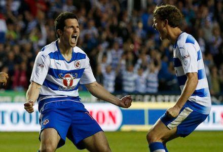 Kermorgant sends Reading through to Championship playoff final