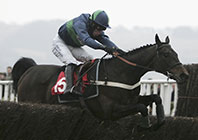 Potts Luck Needed In Irish National