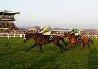 Many Clouds Will Part