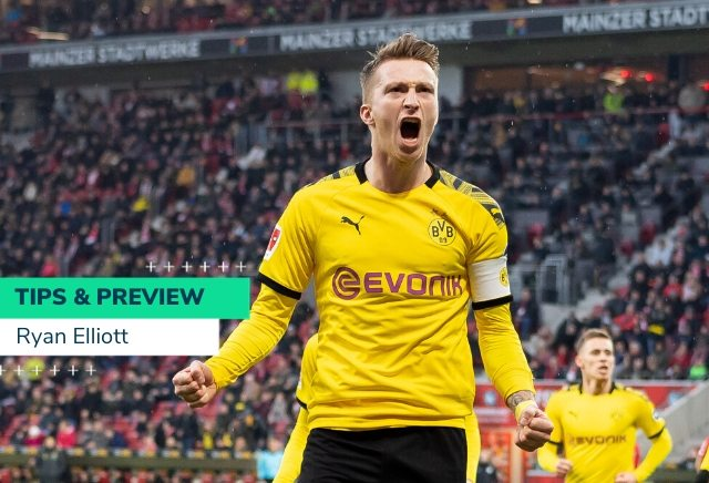 Dortmund v Schalke Tips, Preview & Prediction