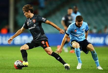 Brisbane Roar v Melbourne Victory