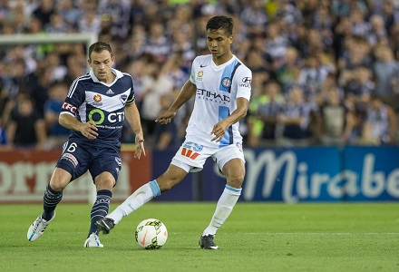 Expect Melbourne City to take all three points