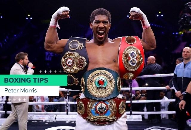 Anthony Joshua vs Kubrat Pulev Tips: Betting Preview & Prediction