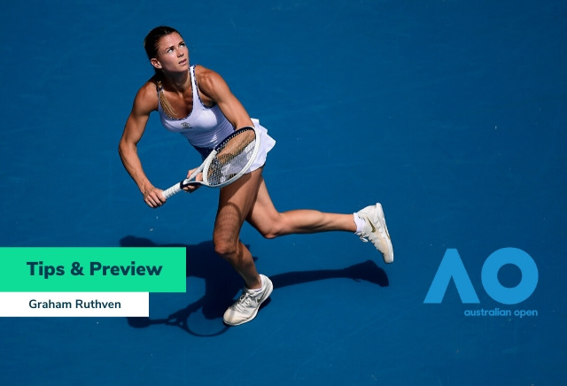 Australian Open Day 8 Tips & Betting Preview