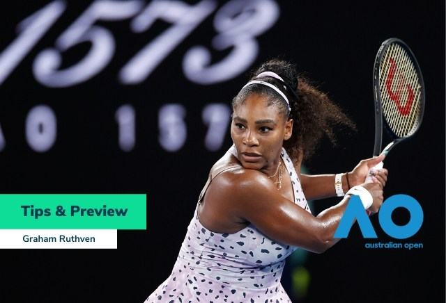 Australian Open Day 5 Tips & Betting Preview