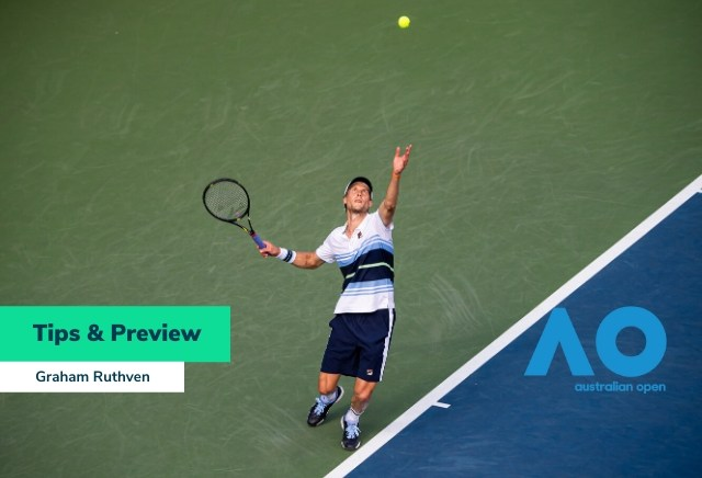 Australian Open Day 4 Tips & Betting Preview