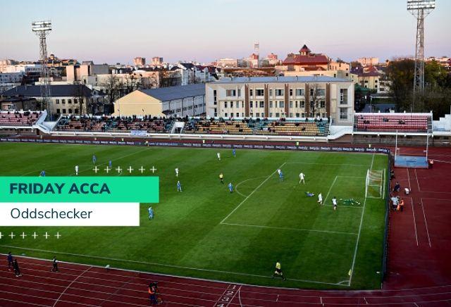 Friday Belarusian Premier League Accumulator